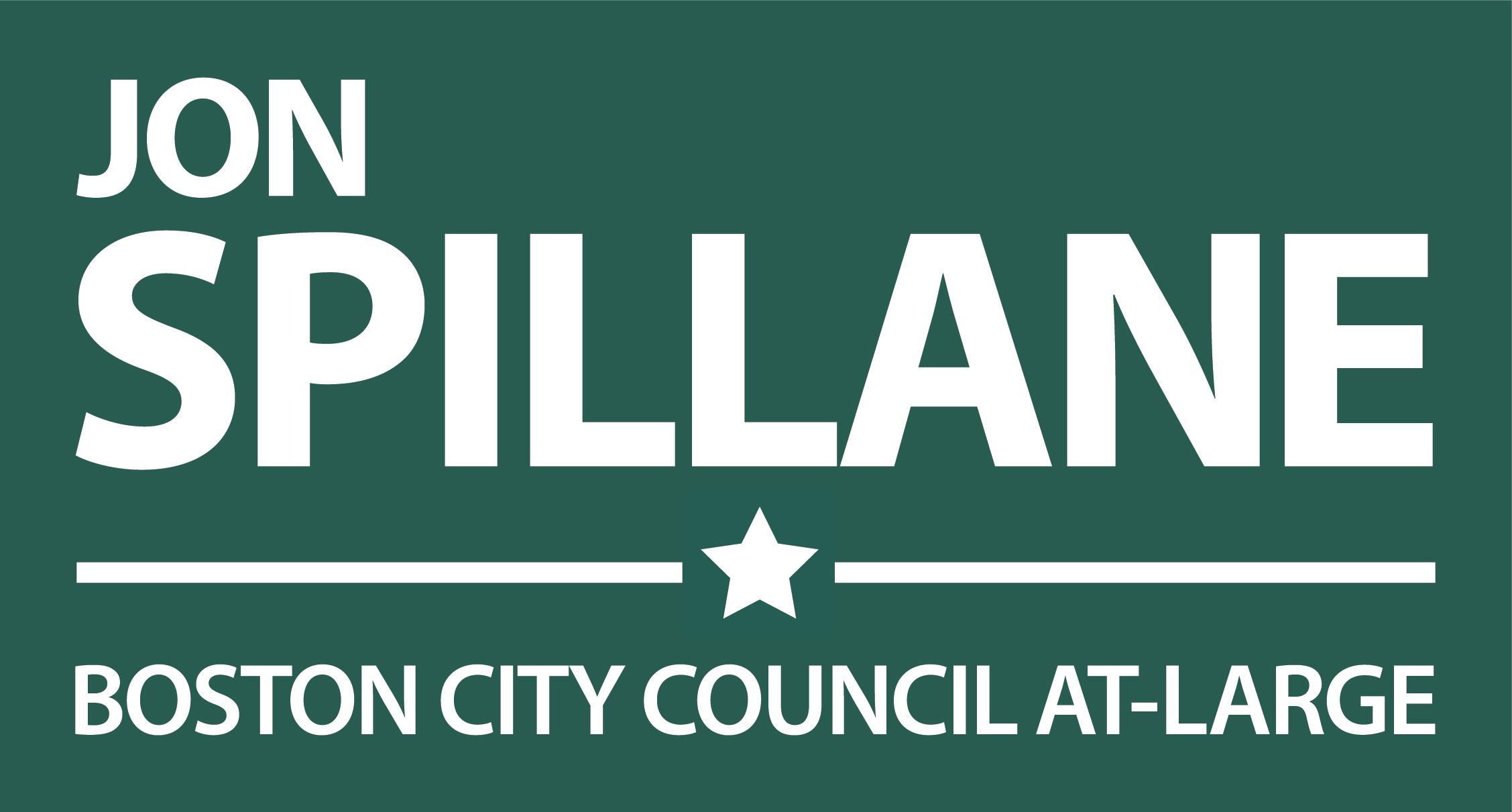 Jon For Boston City Council Logo